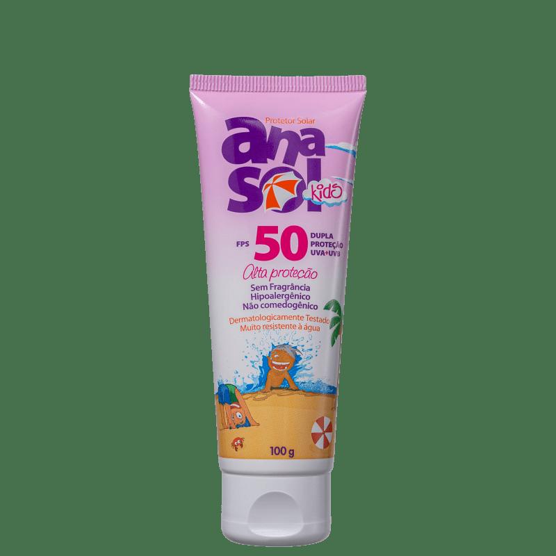 Anasol Kids FPS 50 - Protetor Solar 100g