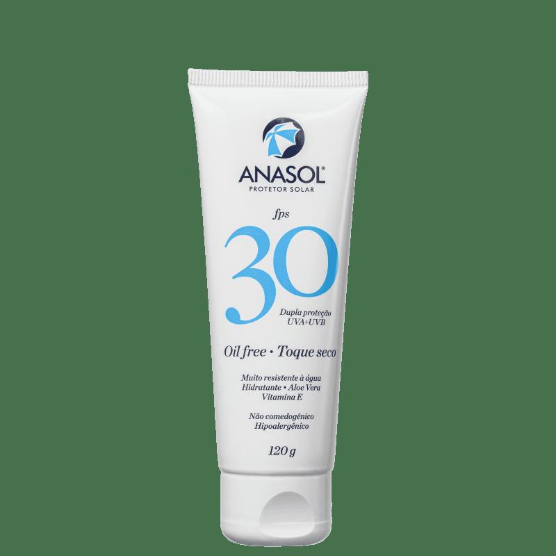 Anasol FPS 30 - Protetor Solar 120ml