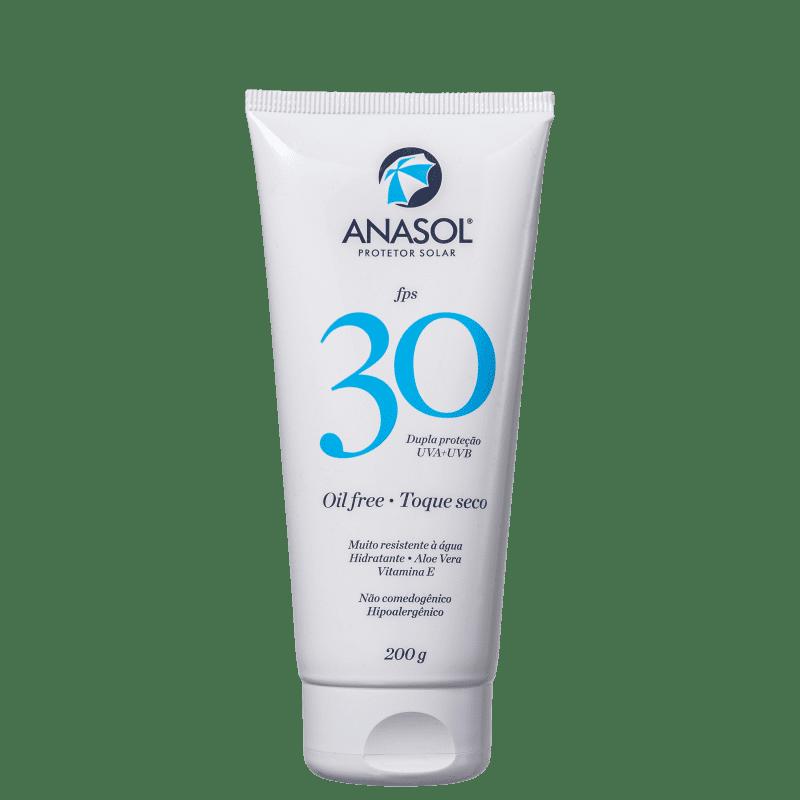 Anasol FPS 30 - Protetor Solar 200g