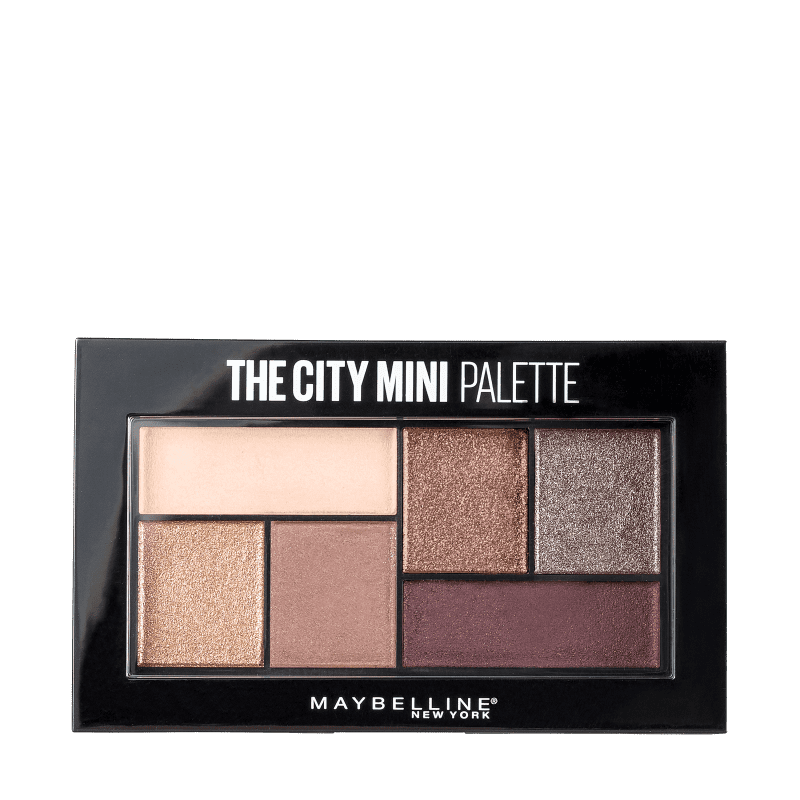 Maybelline The City Mini Chill Brunch Neutrals - Paleta de Sombras 4g