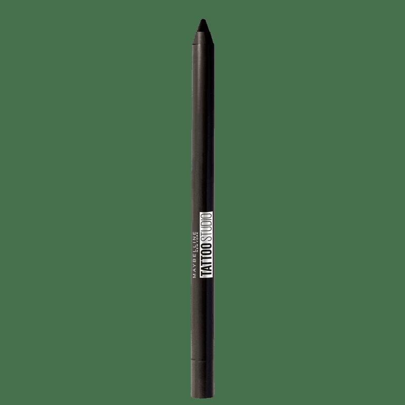 Maybelline Tattoo Studio Deep Onyx - Lápis Delineador em Gel 1,2g