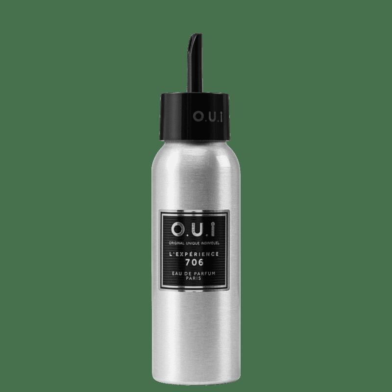 O.U.i L'Expérience 706 - Eau de Parfum Refil, 75ml