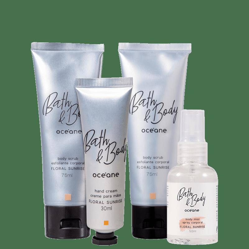 Kit Océane Bath & Body (4 produtos)