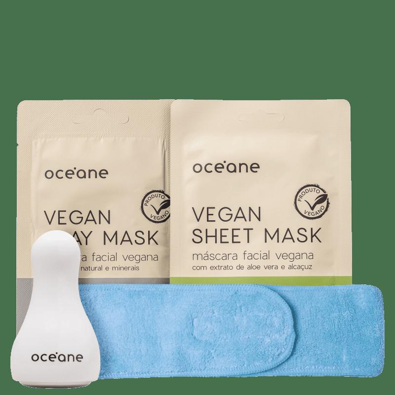 Kit Océane Skincare (4 Produtos)