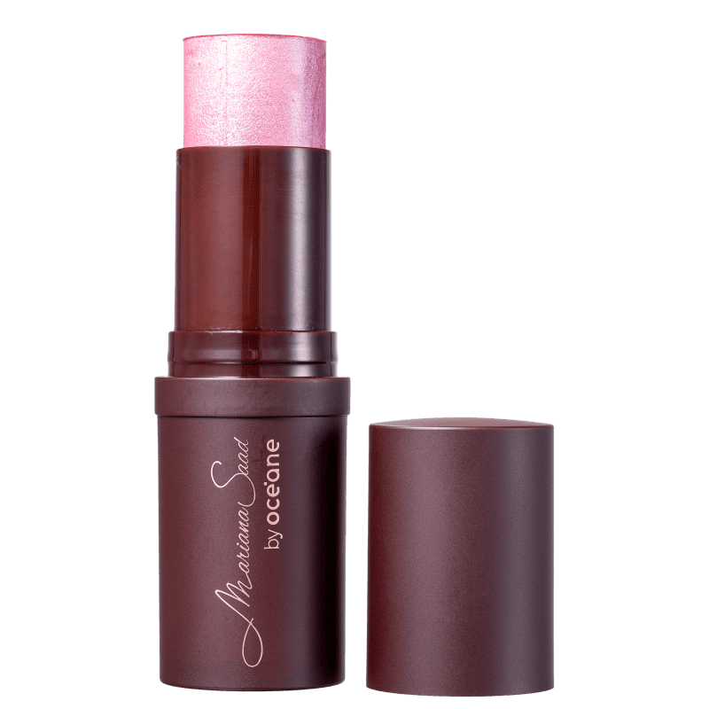 Mariana Saad by Océane Highlight Stick Candy Glow Rosa - Iluminador em Bastão 15g
