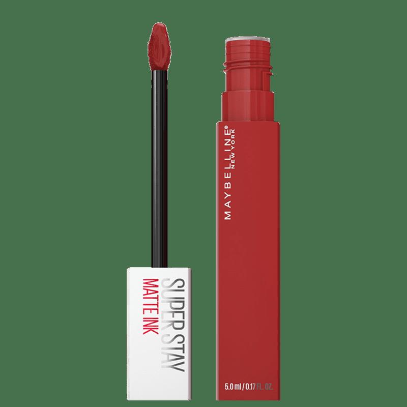 Maybelline Superstay Matte Ink Hustler - Batom Líquido Matte 5ml