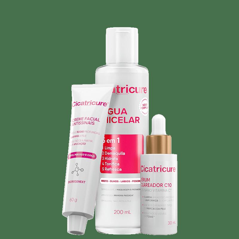 Kit Cicatricure Pele Perfeita (3 produtos)