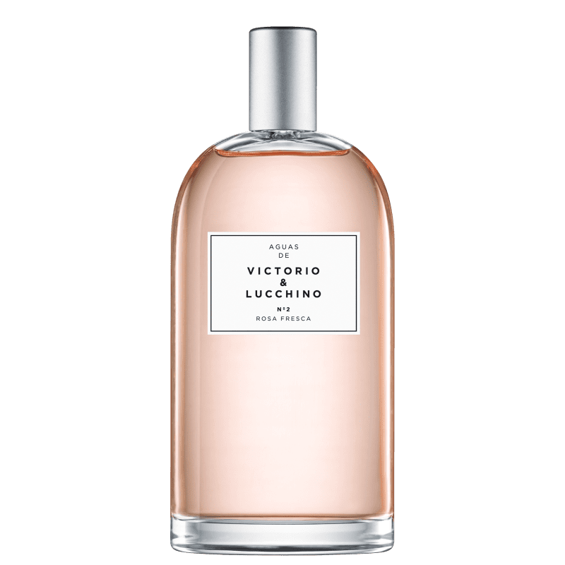 Nº 2 Rosa Fresca Victorio & Lucchino Eau de Toilette - Perfume Feminino 150ml