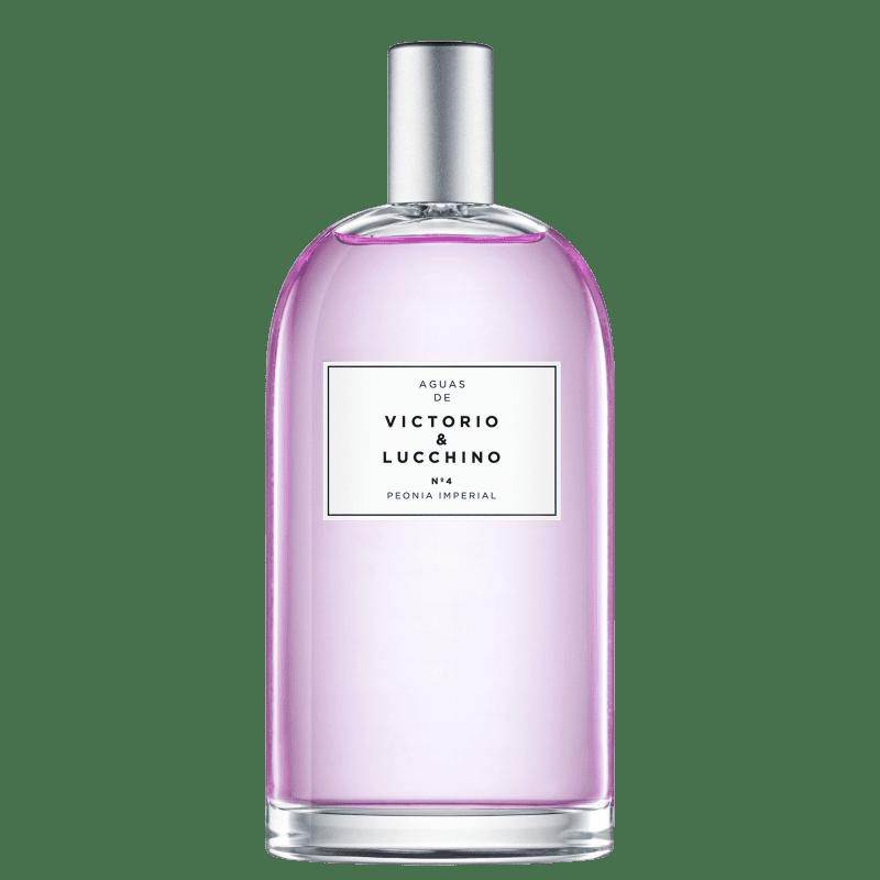 Nº 4 Peonia Imperial Victorio & Lucchino Eau de Toilette - Perfume Feminino 150ml