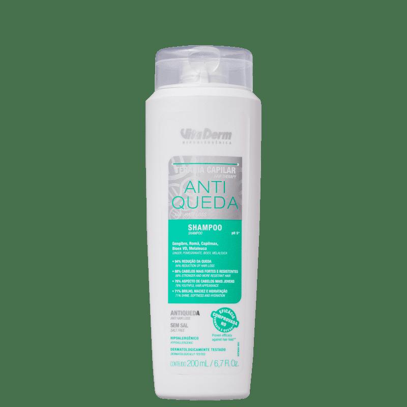 Vita Derm Terapia Capilar Antiqueda - Shampoo 200ml
