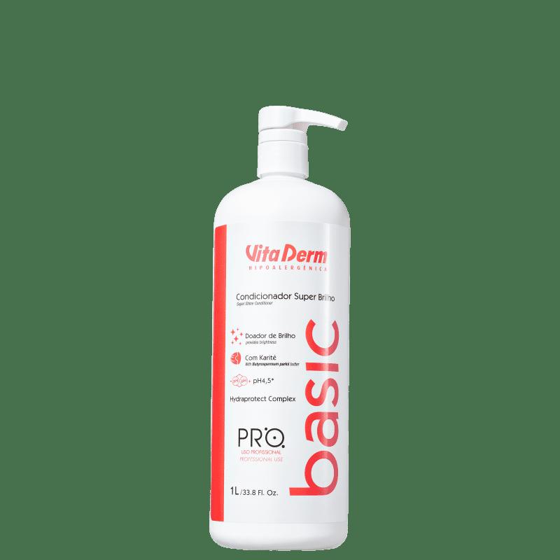 Vita Derm Basic PRO Super Brilho - Condicionador 1000ml