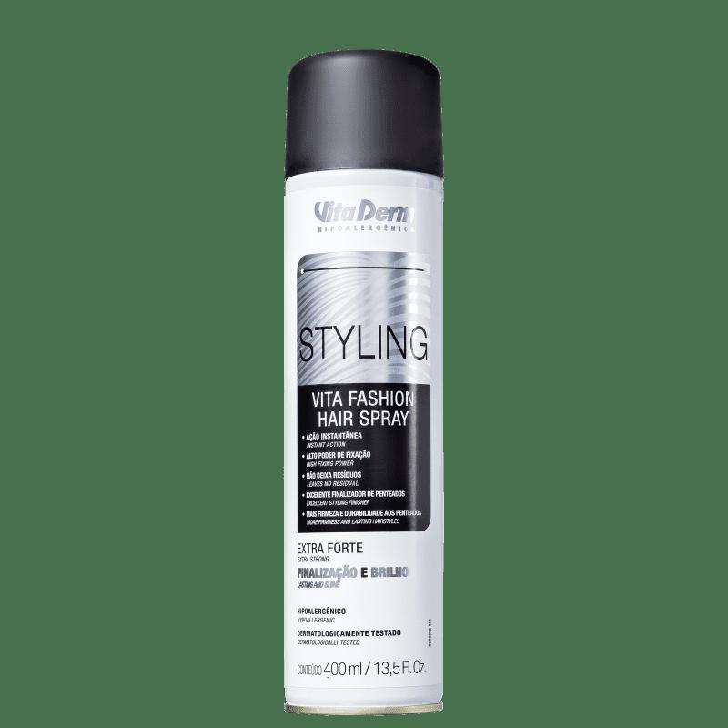 Vita Derm Styling Vita Fashion - Spray Fixador 400ml