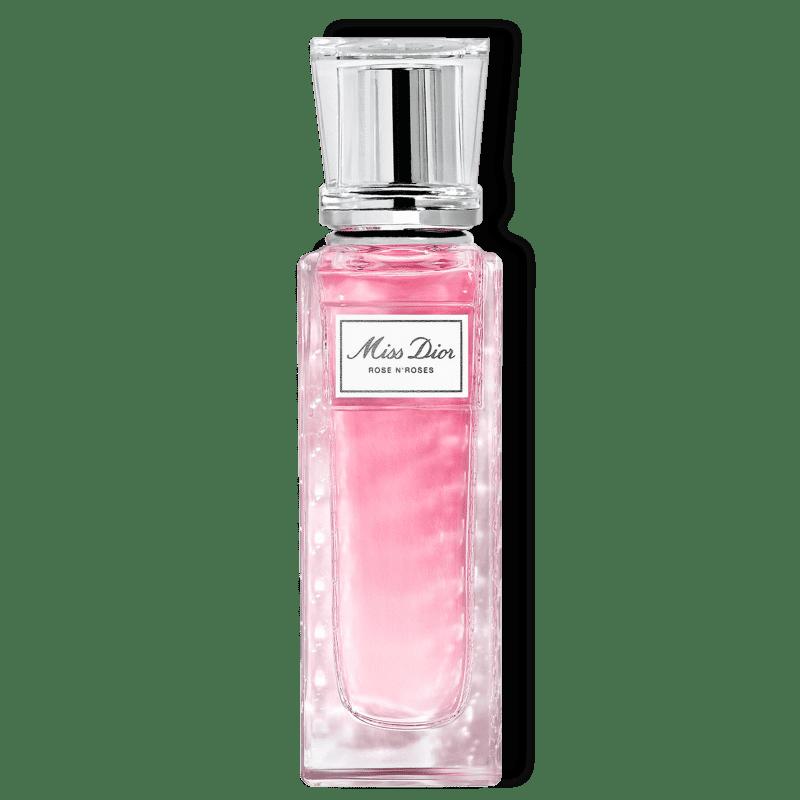 Perfume Miss Dior Rose N'Roses Roller Pearl Eau de Toilette Feminino 20ml
