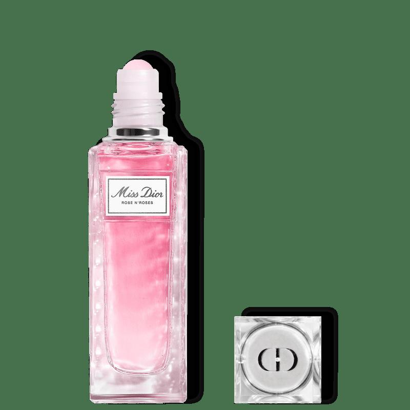 Miss Dior Rose N'Roses Roller Pearl Eau de Toilette - Perfume Feminino 20ml