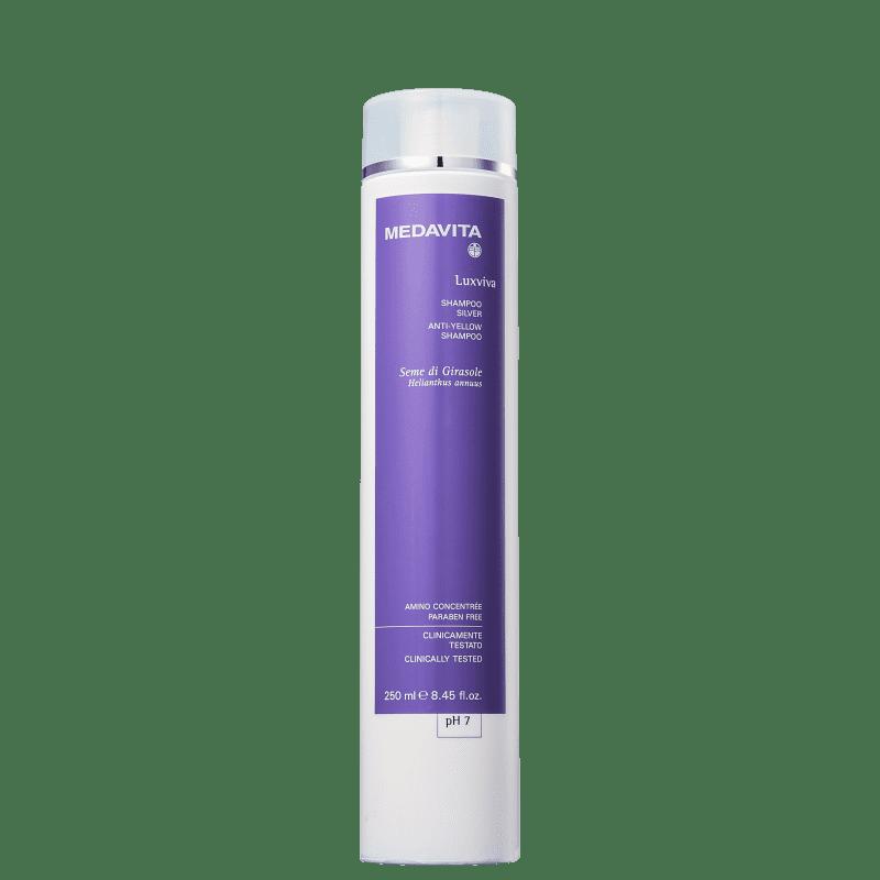 Medavita Luxviva - Shampoo Desamarelador 250ml