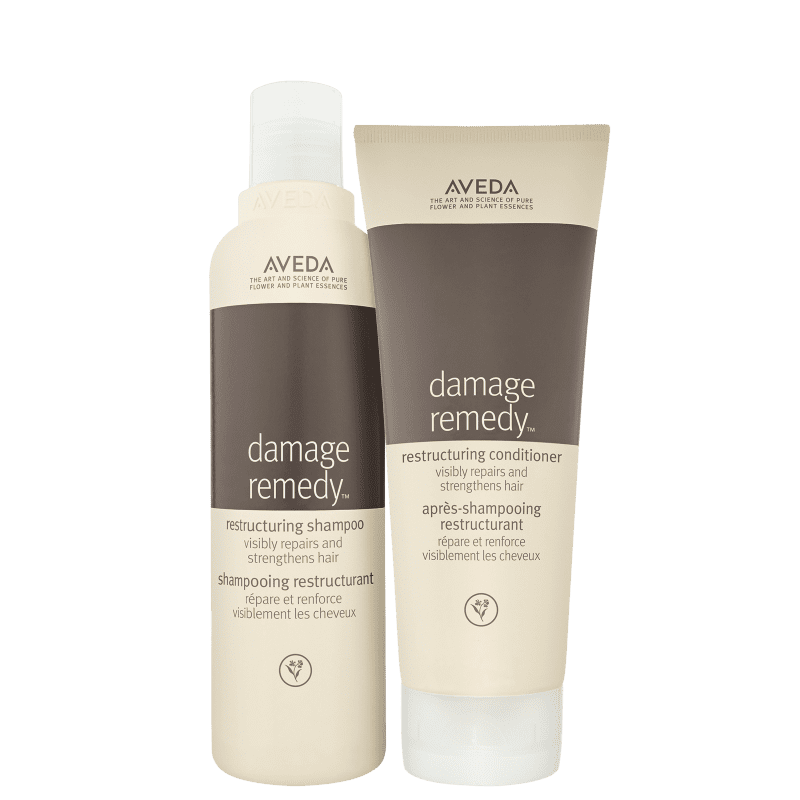 Kit Aveda Damage Remedy Duo (2 Produtos)