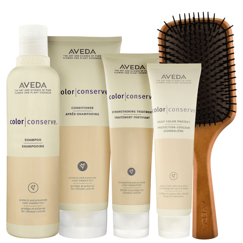 Kit Aveda Color Conserve Full Care (5 Produtos)