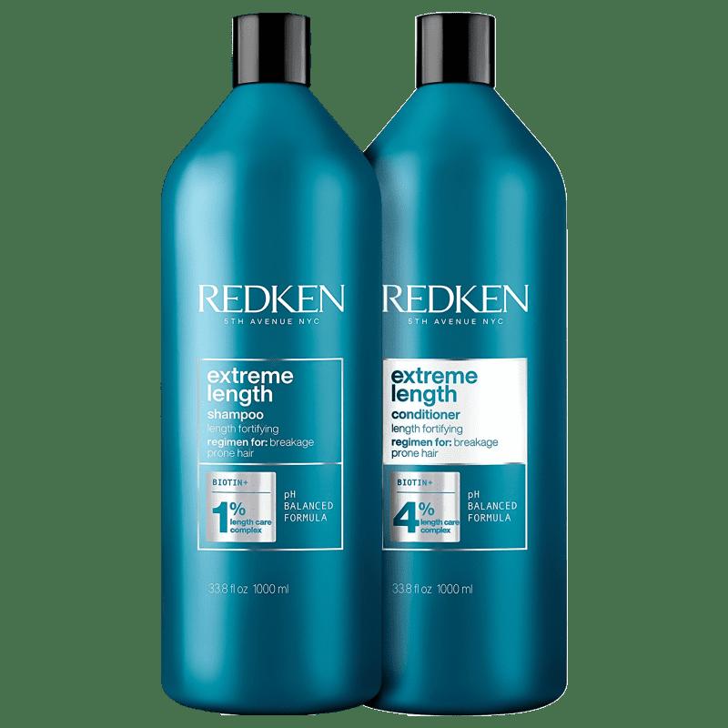 Kit Redken Extreme Length Salon Duo (2 Produtos)