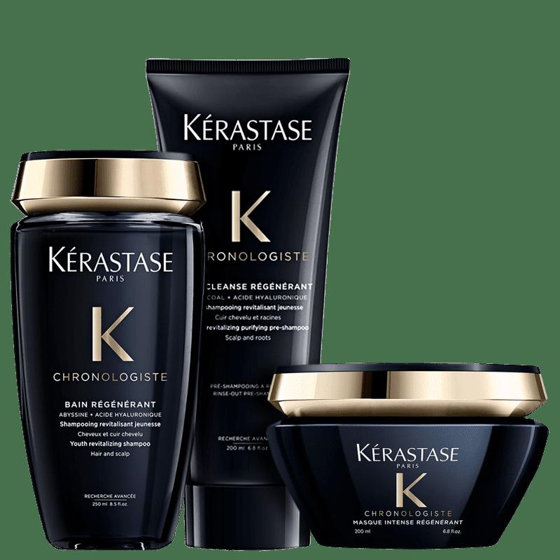 Kit Kérastase Chronologiste Intense Régénérant (3 Produtos)