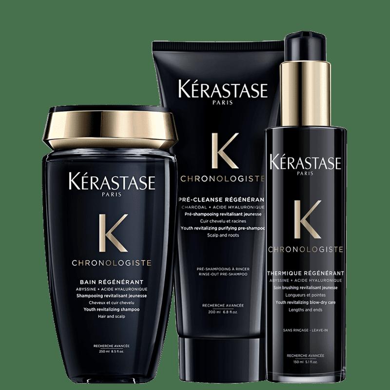 Kit Kérastase Chronologiste Purifiant (3 Produtos)