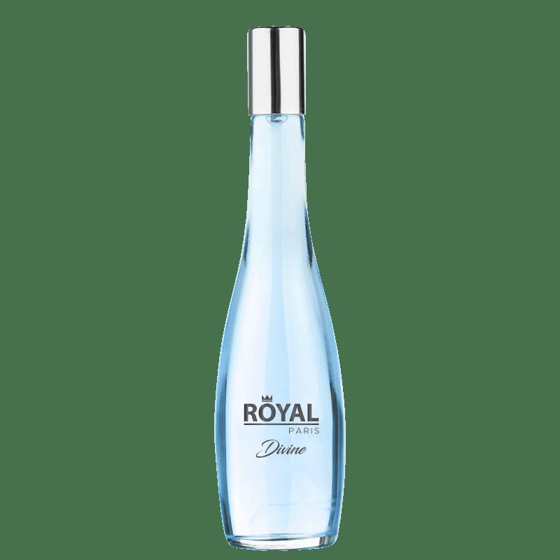 Divine Royal Paris Deo Colônia - Perfume Feminino 100ml