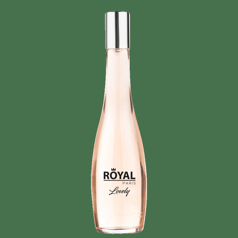 Lovely Royal Paris Deo Colônia - Perfume Feminino 100ml