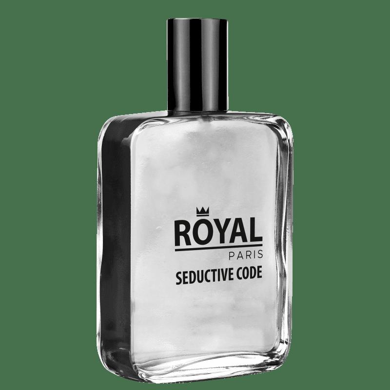 Seductive Code Royal Paris Deo Colônia - Perfume Masculino 100ml
