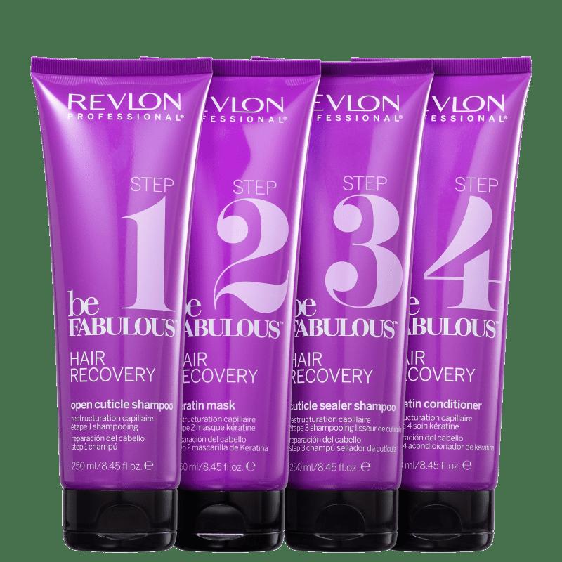Kit Revlon Cabelos Fabulosos (4 produtos)