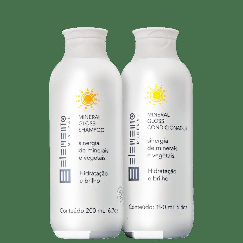 Kit Elemento Mineral Fios Revitalizados (2 produtos)
