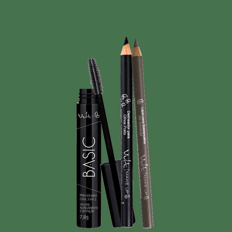 Kit Vult Olhos Marcados (3 produtos)