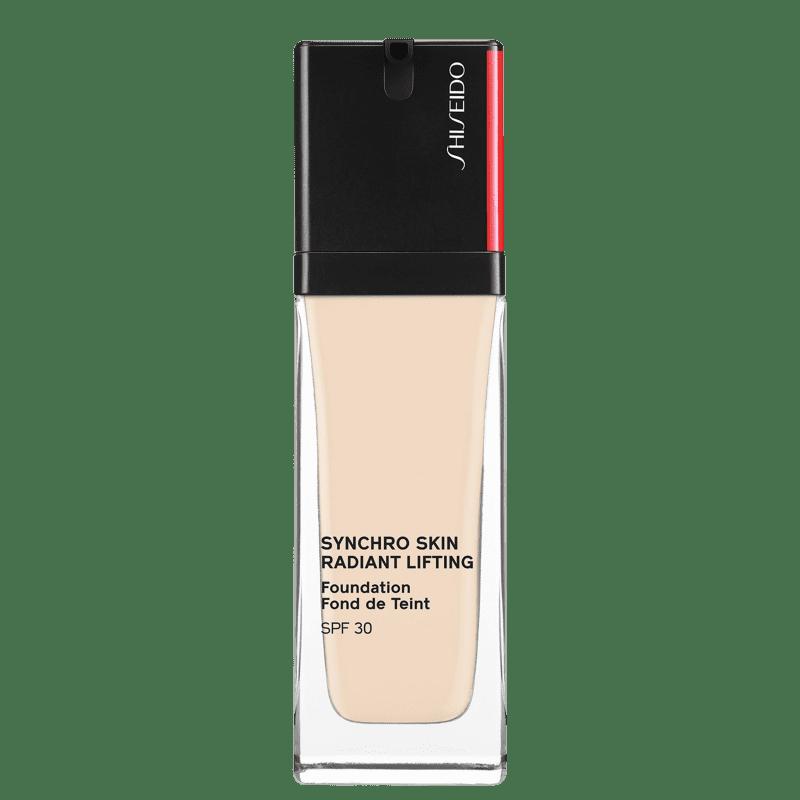 Shiseido Synchro Skin Radiant Lifting FPS 30 120 Ivory - Base Líquida 30ml