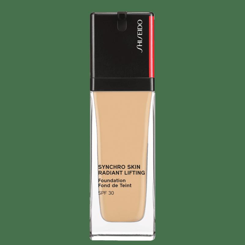 Shiseido Synchro Skin Radiant Lifting FPS 30 250 Sand - Base Líquida 30ml