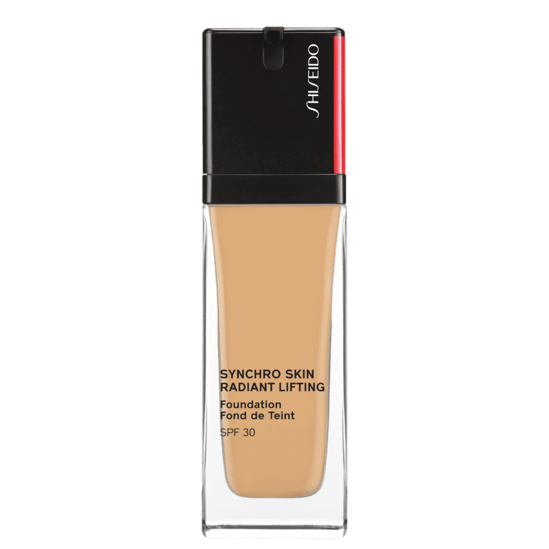 Shiseido Synchro Skin Radiant Lifting FPS 30 340 Oak - Base Líquida 30ml