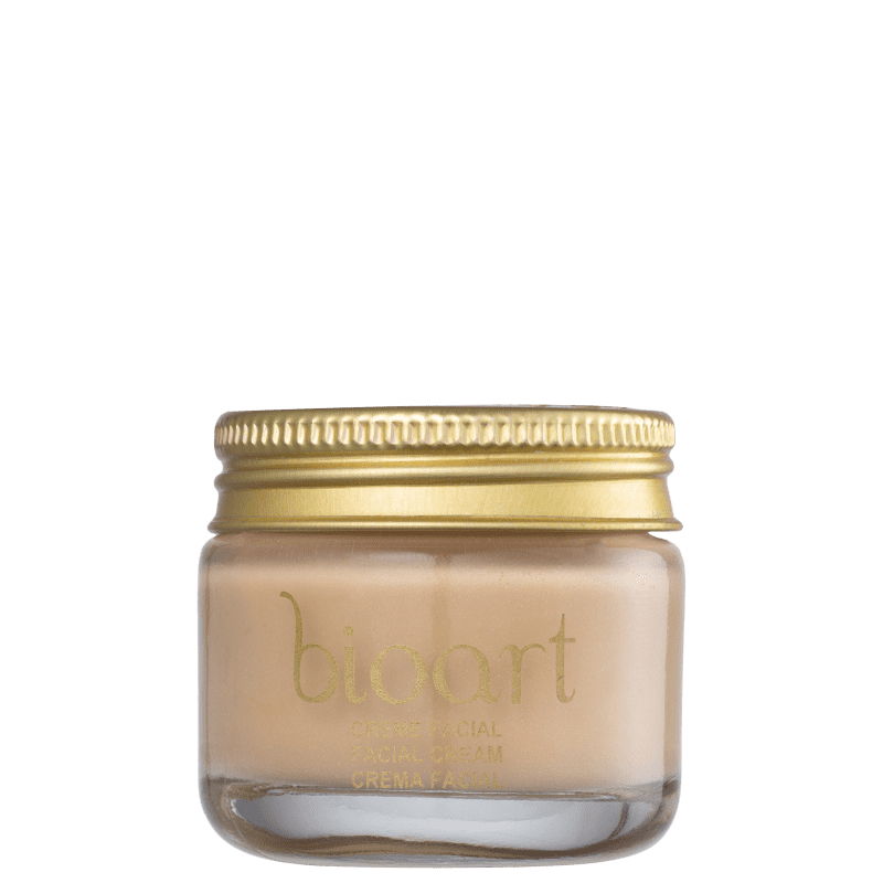 Bioart Biocosmetics Iluminador Facial - Creme Clareador de Manchas 30g