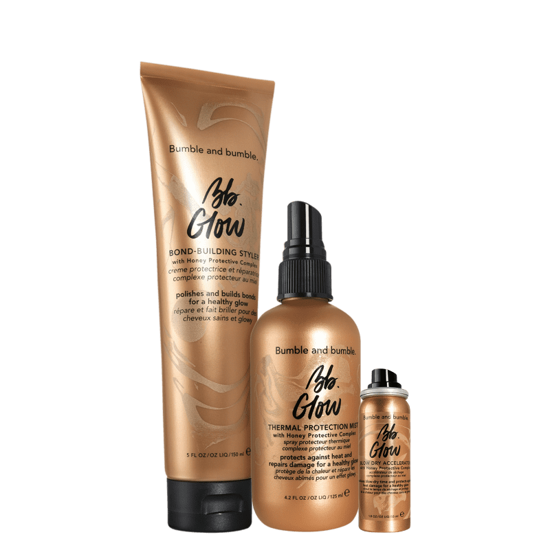 Kit Bumble and bumble Glow Power Trio (3 Produtos)