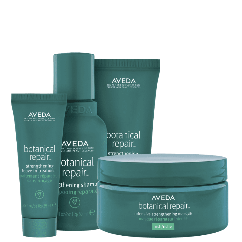 Kit Aveda Botanical Repair Mini Rich Complete (4 Produtos)