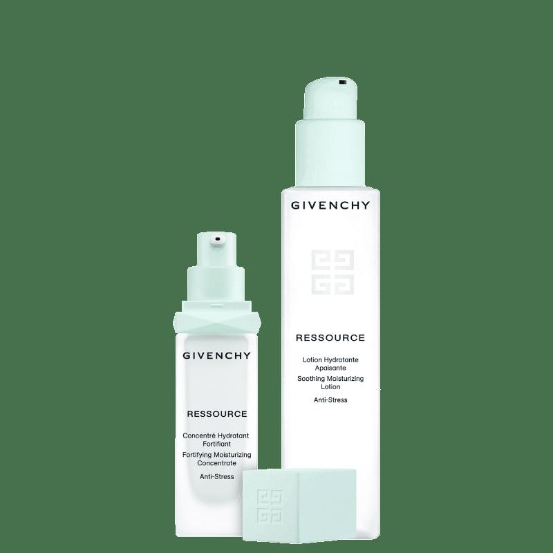 Kit Givenchy Ressource Anti-Stress Duo (2 Produtos)
