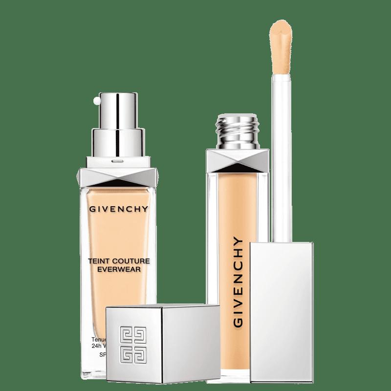 Kit Givenchy Teint Couture Everwear Duo (2 Produtos)