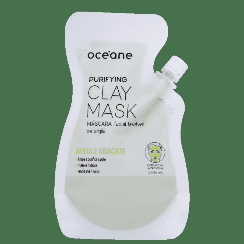 Océane Purifying Clay -  Máscara Facial 35g