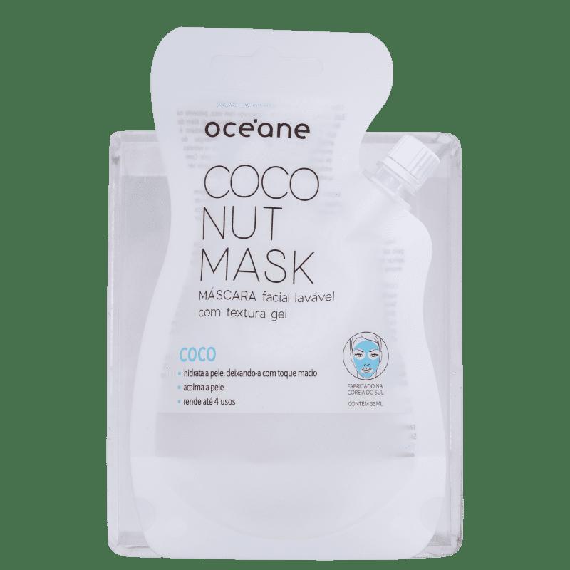 Océane Coconut - Máscara Facial 35g