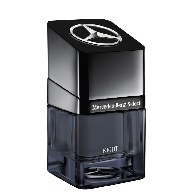 Mercedes-Benz Select Night Mercedes-Benz Eau de Toilette - Perfume Masculino 50ml