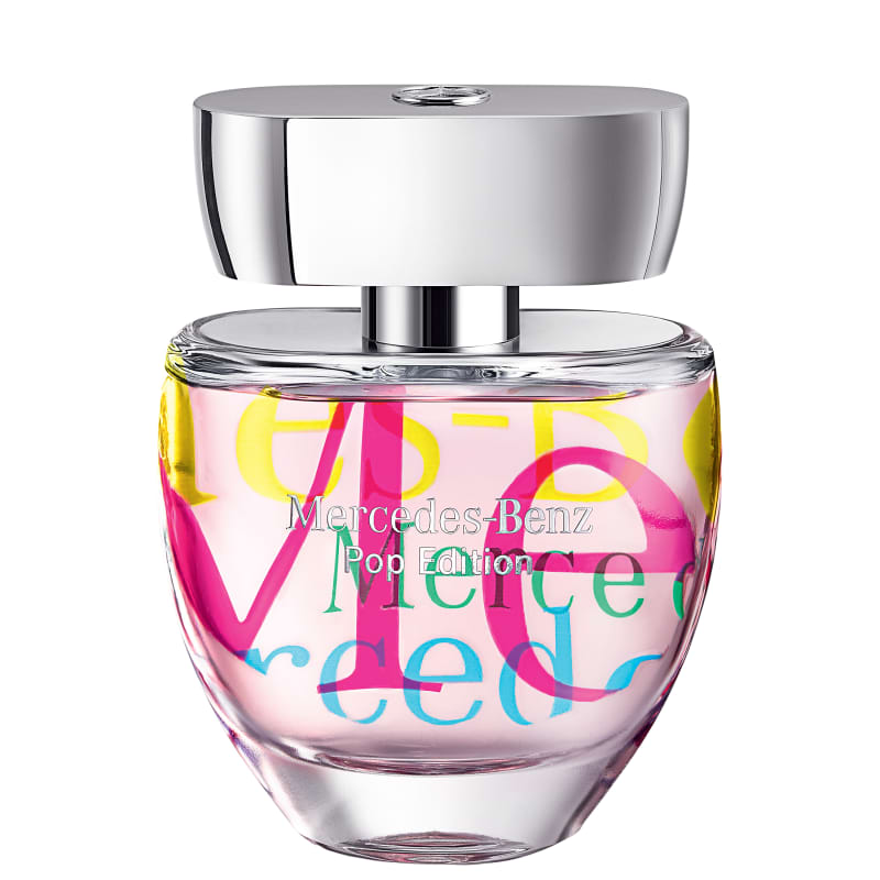 Mercedes-Benz For Her Pop Edition Mercedes-Benz Eau de Parfum - Perfume Feminino 60ml
