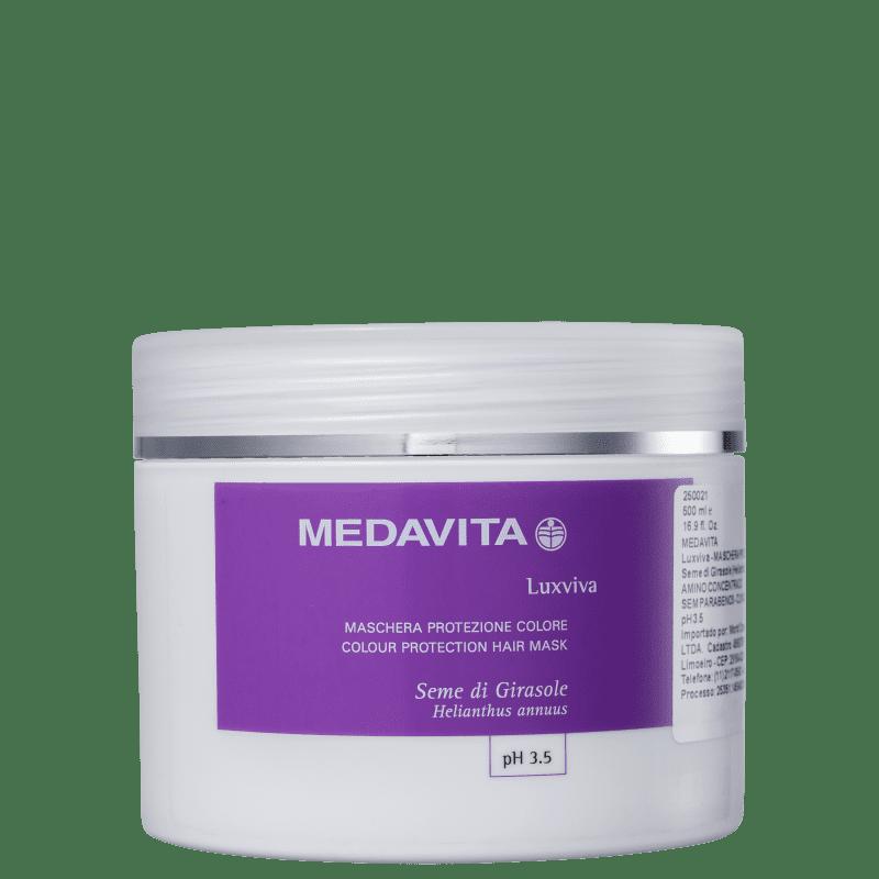 Medavita Luxviva - Máscara Capilar 500ml