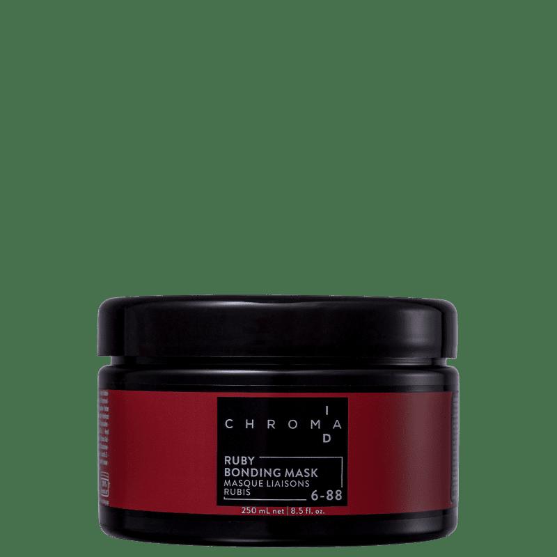 Schwarzkopf Professional Chroma ID Bonding Mask Ruby 6-88 - Máscara Tonalizante 250ml