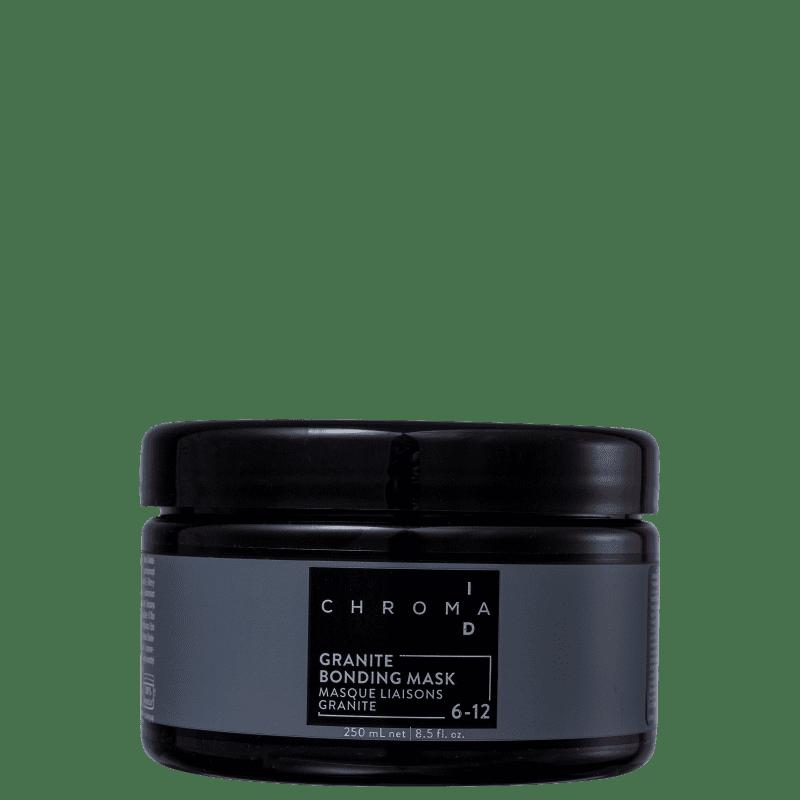 Schwarzkopf Professional Chroma ID Bonding Mask Granite 6-12 - Máscara Tonalizante 250ml