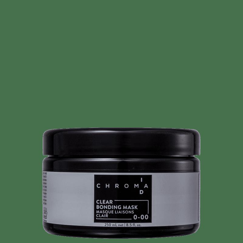 Schwarzkopf Professional Chroma ID Bonding Mask Clear 0-00 - Máscara Tonalizante 250ml