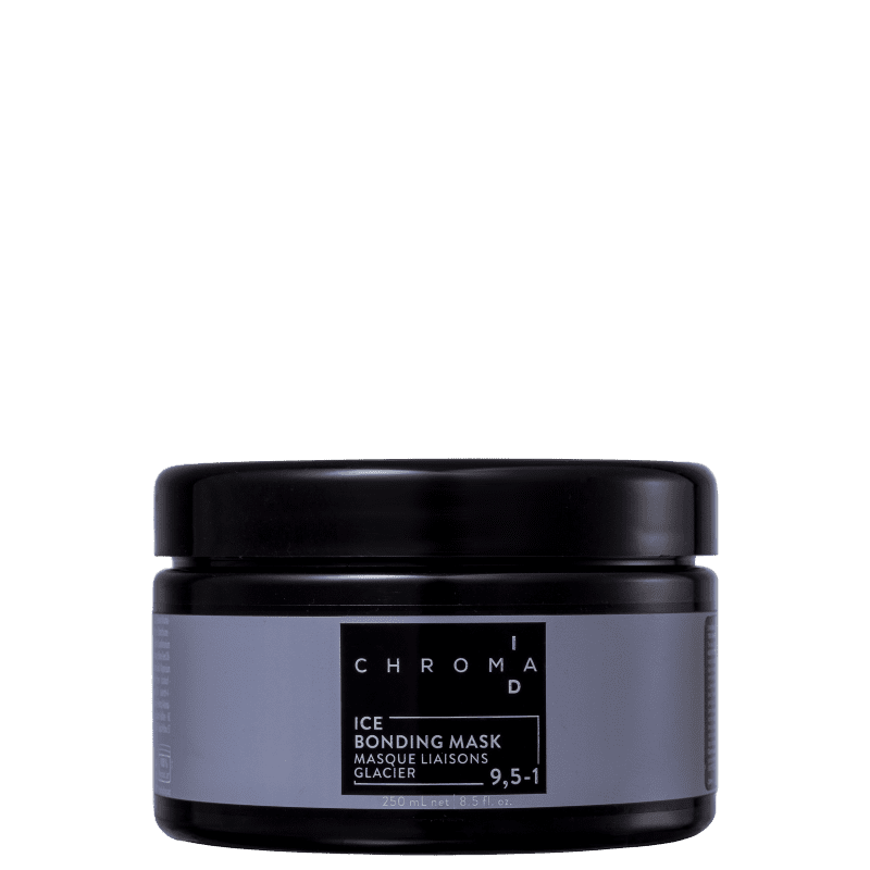Schwarzkopf Professional Chroma ID Bonding Mask Ice 9.5-1 - Máscara Tonalizante 250ml