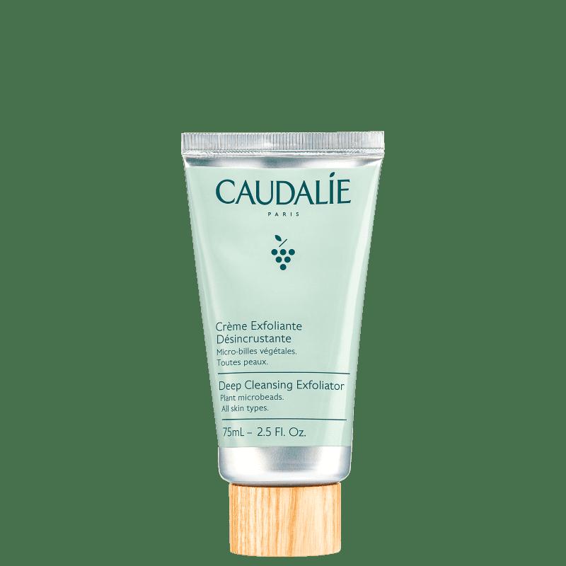 Caudalie Limpeza Profunda - Creme Esfoliante Facial 75ml