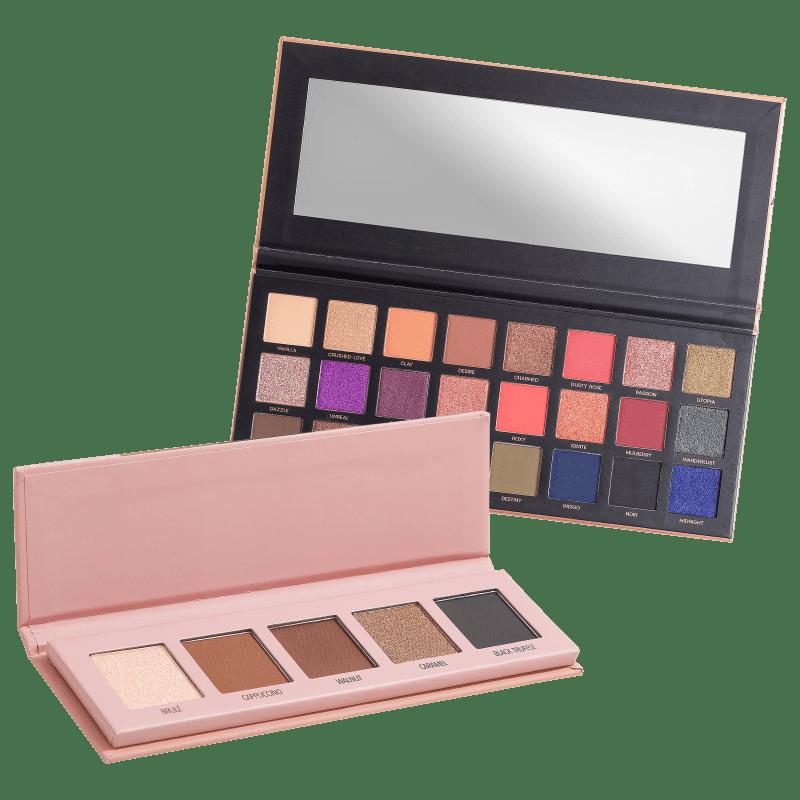 Kit Océane Collection + 24 Eyeshadow Palette (2 Produtos)