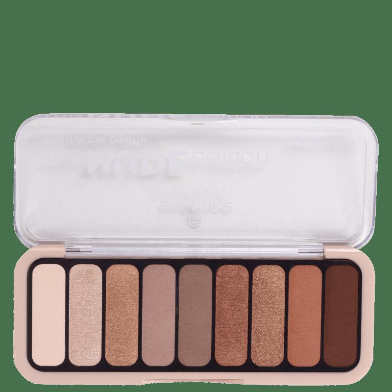 Essence Eyeshadow Edition The Nude 10 - Paleta de Sombras 10g
